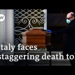 Coronavirus update: Italy death toll surges with peak nowhere in sight | DW News