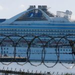Some Grand Princess crew members let off in California after month-long coronavirus saga