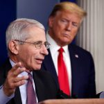 Fauci says there will be coronavirus in the fall after Trump says 'it may not come back'