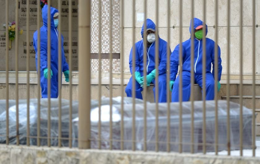 No more bodies on the streets. But coronavirus batters Ecuador with disproportionate force