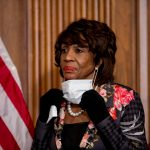 Maxine Waters says sister is currently dying from coronavirus