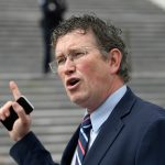 Rep. Thomas Massie wants lawmakers back in DC for votes on coronavirus funds