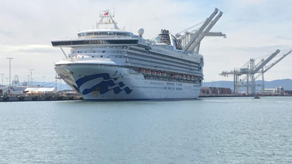 Family of Grand Princess passenger who died of coronavirus files suit against Carnival