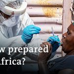 How Ebola prepared Africa for the coronavirus | DW News