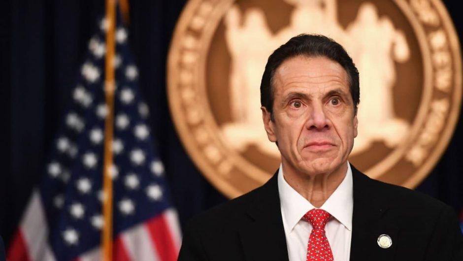 Gov. Cuomo Is Blaming the New York Times for His Own Coronavirus Mistakes