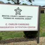Violent clash over coronavirus tests at ICE detention center in Massachusetts