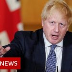 Coronavirus: UK is 'past the peak' says PM Boris Johnson – BBC News