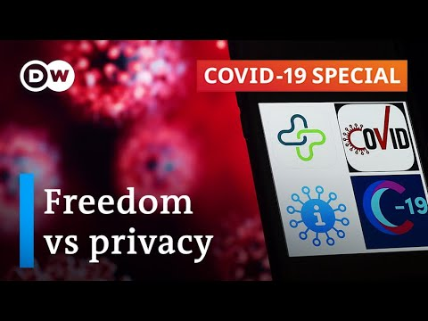 Can coronavirus tracking apps protect data privacy? | COVID-19 Special