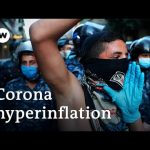 Angry protesters in Lebanon defy coronavirus lockdown | DW News