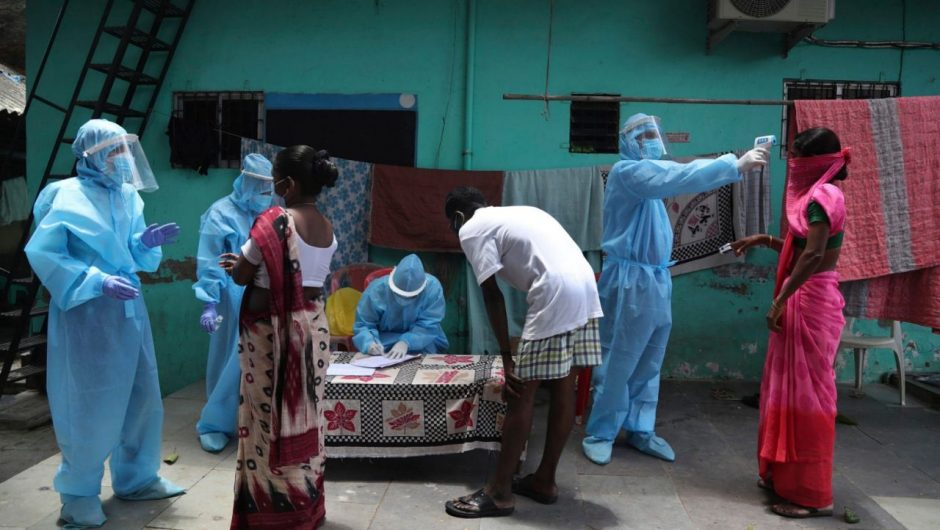 Delhi reserves hospital beds for residents as India's coronavirus infection rate hits daily record