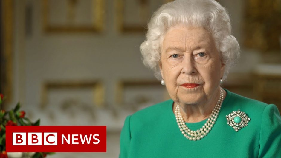 Coronavirus: The Queen gives special address during pandemic  – BBC News