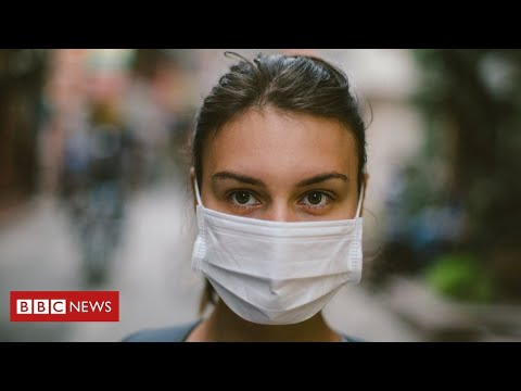 Coronavirus:  face masks may offer more protection than previously thought  – BBC News