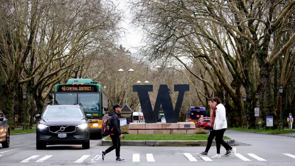 Coronavirus outbreak among students at University of Washington's frat houses