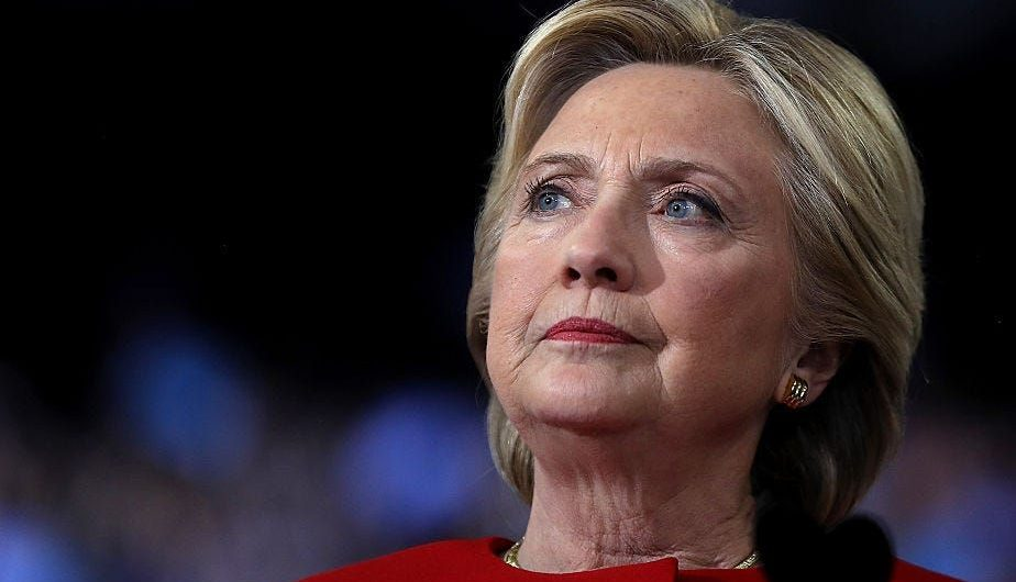 Hillary Clinton says she 'would have done a better job' at handling the coronavirus pandemic