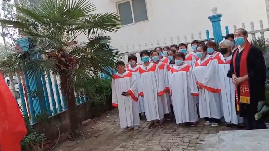 China churches ordered to praise Xi Jinping's handling of coronavirus before reopening