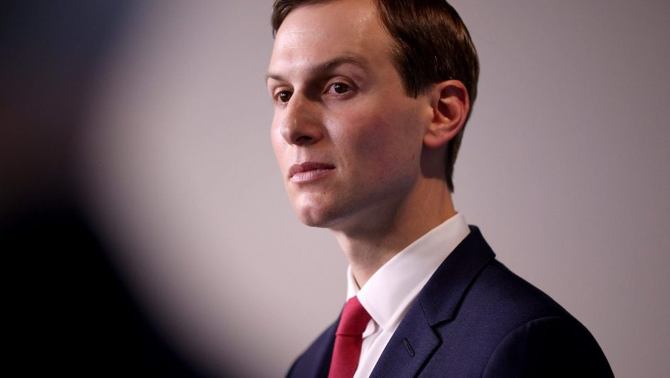 Jared Kushner made a deal with Russia for ventilators during the COVID-19 crisis, but every single machine was faulty, a report claims