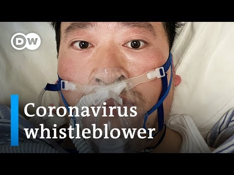 Coronavirus kills Chinese doctor punished for raising alarm | DW News