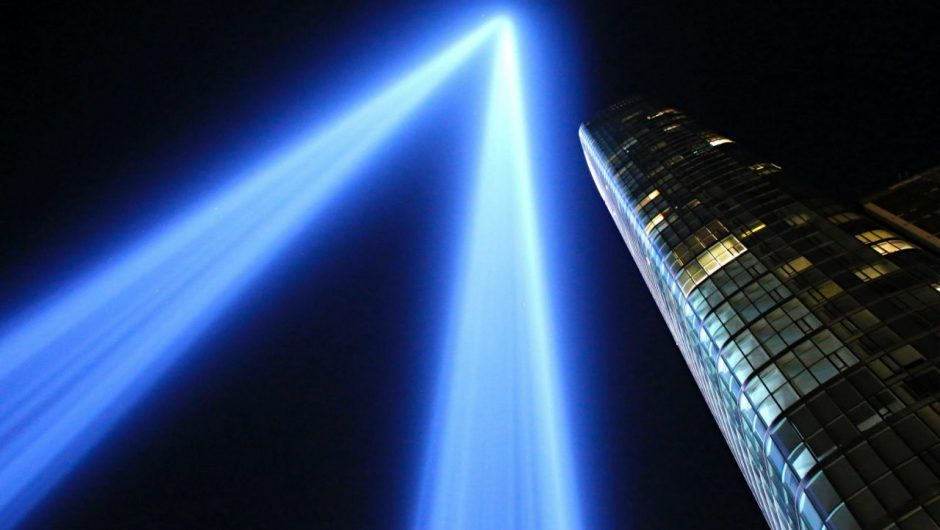The annual 9/11 tribute in New York City is no longer canceled despite coronavirus concerns