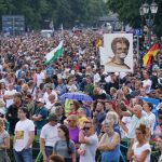 "Berlin police break up ""anti-coronavirus"" protest of 18,000"