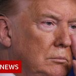 Coronavirus: Trump tells Americans to avoid public spaces – BBC News