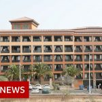 Coronavirus: Britons among hundreds quarantined in Tenerife hotel – BBC News