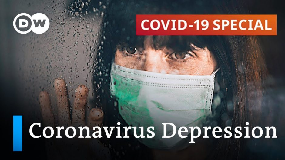 How COVID anxiety and personal distress lead to an increase in depression cases   COVID-19 Special