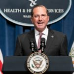 Alex Azar says any COVID-19 vaccine would meet FDA standards