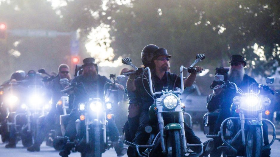 Tens of thousands of motorcycle enthusiasts traveled to the Lake of the Ozarks for a bike rally weeks after a similar event in Sturgis was linked to COVID-19 cases in 8 states