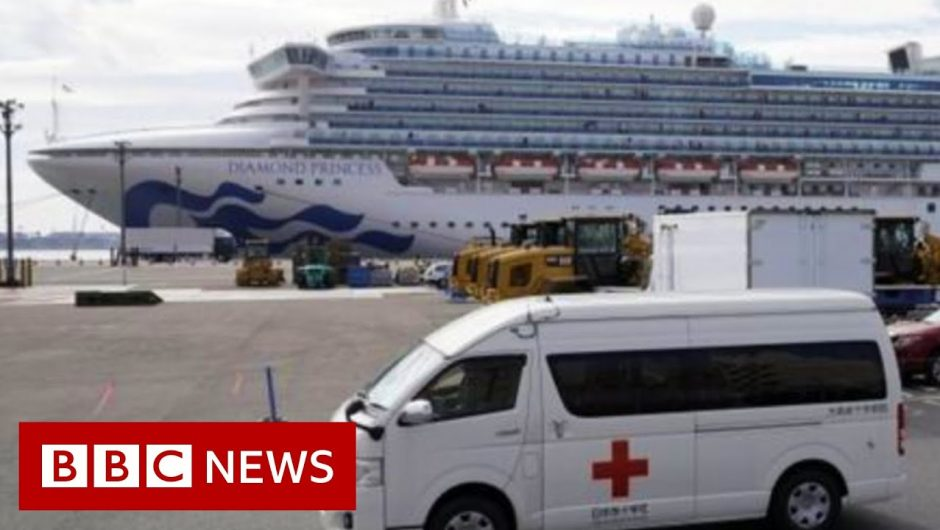 The largest coronavirus outbreak outside China is on a cruise ship  – BBC News
