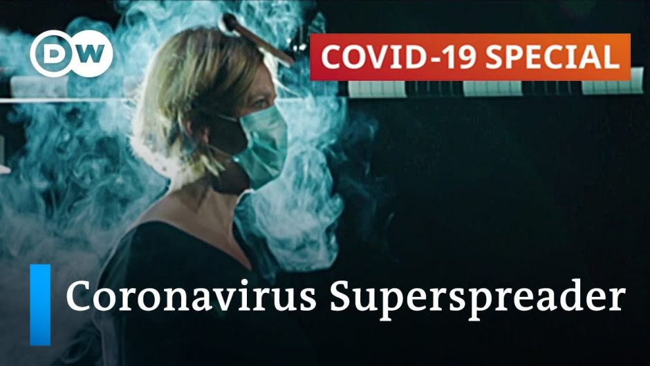 Superspreaders: How do they affect the coronavirus pandemic? | COVID19 Special