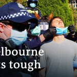 Coronavirus Australia: Melbourne under strict lockdown as cases surge | DW News