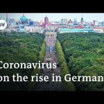 Berlin police break up protest against coronavirus restrictions | DW News