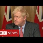 Record number of new Covid cases as Boris Johnson rejects full lockdown – BBC News