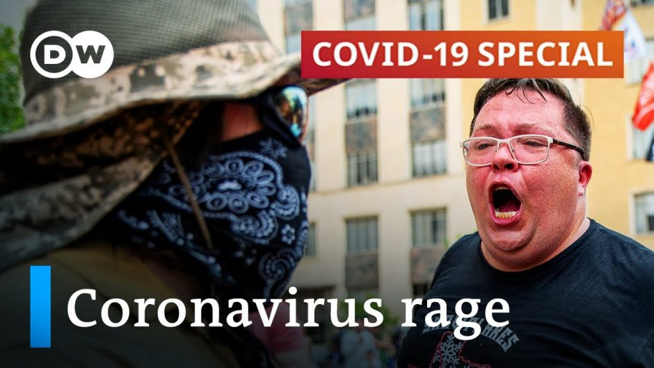 Is the coronavirus pandemic making us more aggressive?   COVID-19 Special