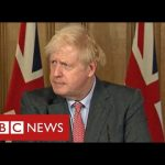 "Boris Johnson warns of ""critical moment"" as deaths rise and pressure grows on NHS – BBC News"
