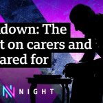 The impact of coronavirus on those with dementia and their carers – BBC Newsnight