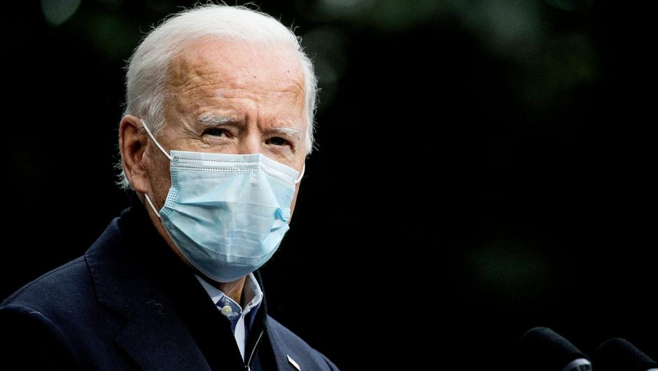 Biden expands lead to 8 points as voters blame Trump for COVID-19 carelessness and chaotic debate