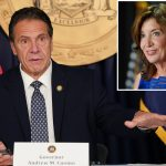 Cuomo's COVID-19 book omits mention of Lt. Gov. Kathy Hochul