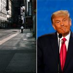 Trump says NYC became 'ghost town' under COVID-19 shutdowns