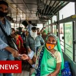 Coronavirus: India becomes third country to pass two million cases – BBC News