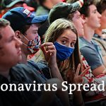 Air Conditioning suspected to play major role in coronavirus spread | DW News
