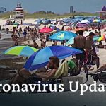 Coronavirus update – Latest developments around the world | DW News