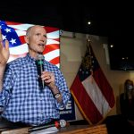 Florida's Sen. Scott has coronavirus, 'very mild symptoms'