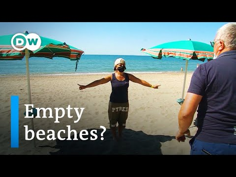 Italy gears up for a summer of empty beaches after coronavirus lockdown | Focus on Europe