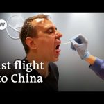 New coronavirus case on first Germany-China return flight | DW News