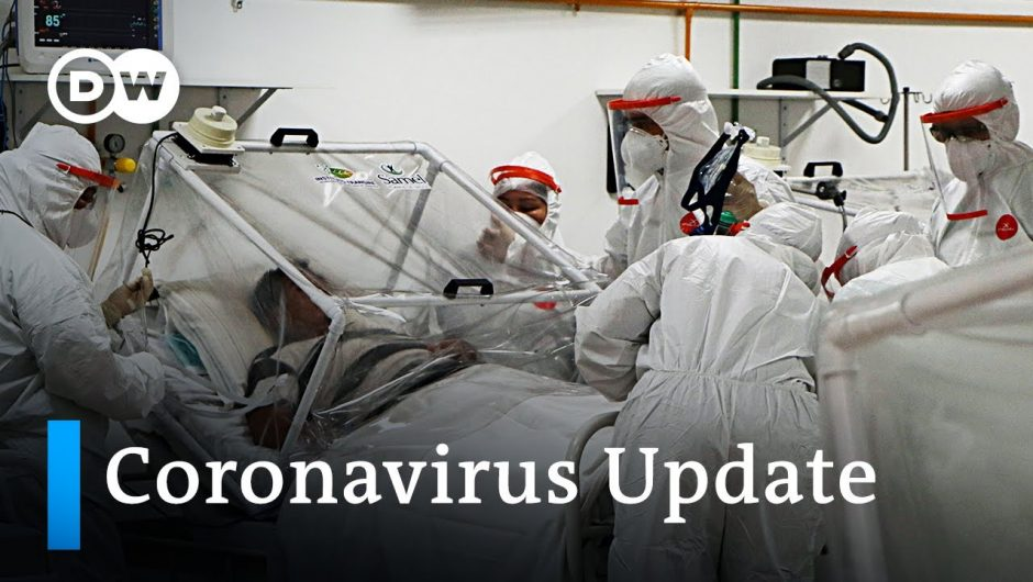 Trump feuds with WHO and China +++ Brazil now has third highest number of cases | Coronavirus Update