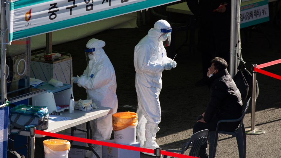 COVID-19 outbreak in S. Korea possibly linked to apartment ventilation