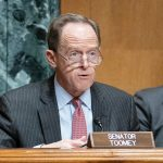 Sen. Pat Toomey urges Trump to sign COVID-19 relief bill