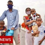 Coronavirus India: Death and despair as migrant workers flee cities – BBC News