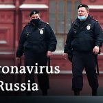 Coronavirus cases in Russia surge dramatically | DW News